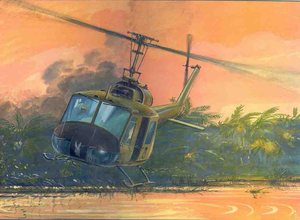 Bell_UH-1_Iroquois